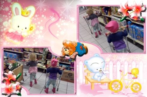 Die meisies shop!