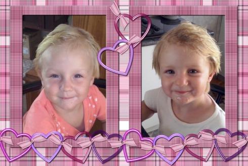 Die mooiste twincessies