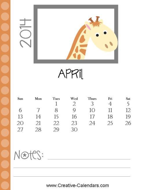 april2014calendar