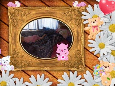 Die meisies slaap nog lekker