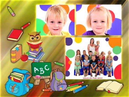 Die Winnie die Poeh klas - 2014